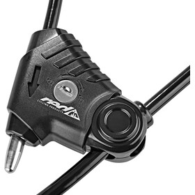 Red Cycling Products Uni Loop Lock 2m Candado de cable, negro